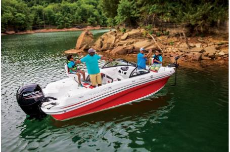 2019 Tahoe boat for sale, model of the boat is 550 TF Fish OB & Image # 18 of 20