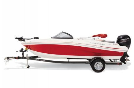 2019 Tahoe boat for sale, model of the boat is 550 TF Fish OB & Image # 5 of 20