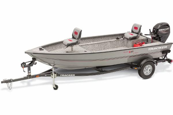 2016 Tracker Boats boat for sale, model of the boat is Guide V-16 Laker DLX T & Image # 11 of 11