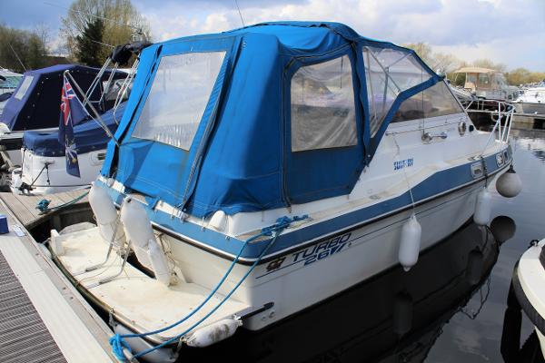 Fairline Sunfury 26