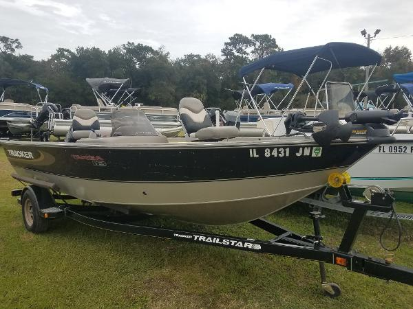 For Sale: 2001 Tracker Boats Targa 18 Sc 18.5ft<br/>Nobles  Marine