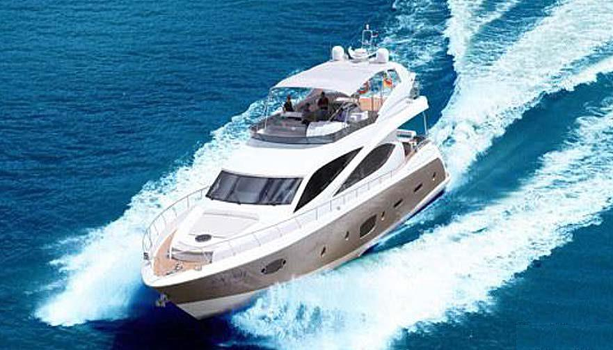 76' Allmand Yachts 2017 76 Yacht