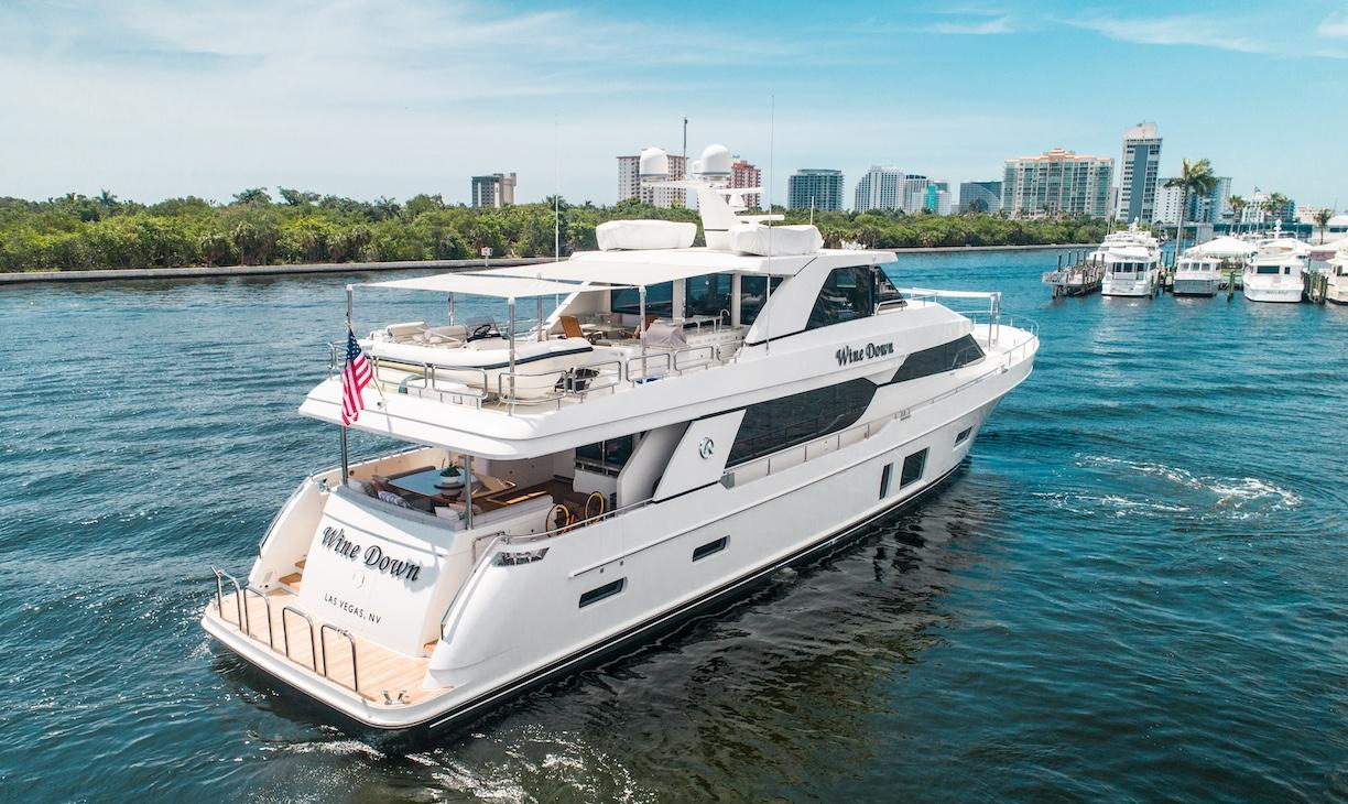 2018 100 ft Yacht For Sale | Allied Marine