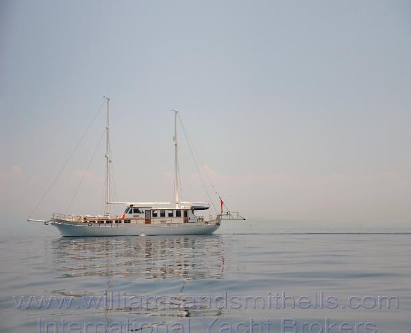 Greek Motor Sailer 70