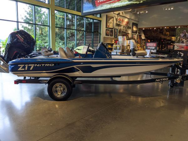 2021 Nitro boat for sale, model of the boat is Z17 & Image # 1 of 61