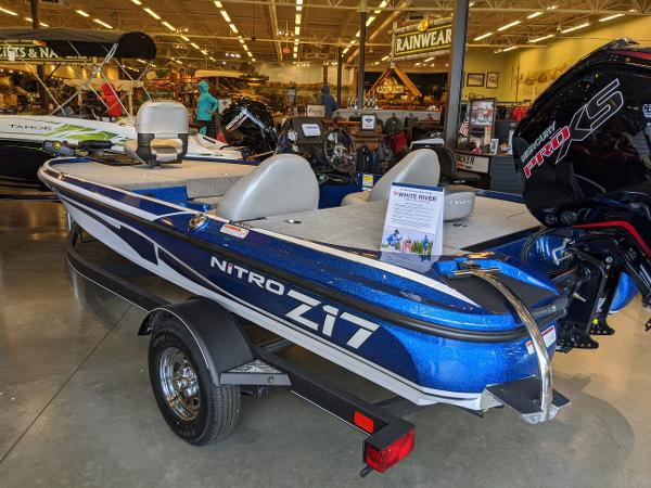 2021 Nitro boat for sale, model of the boat is Z17 & Image # 2 of 61