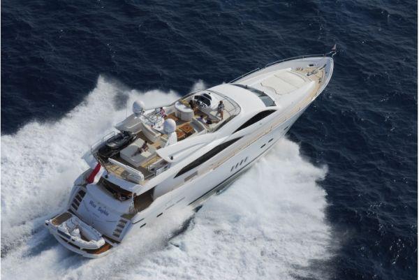 90 ft Sunseeker 90 Yacht