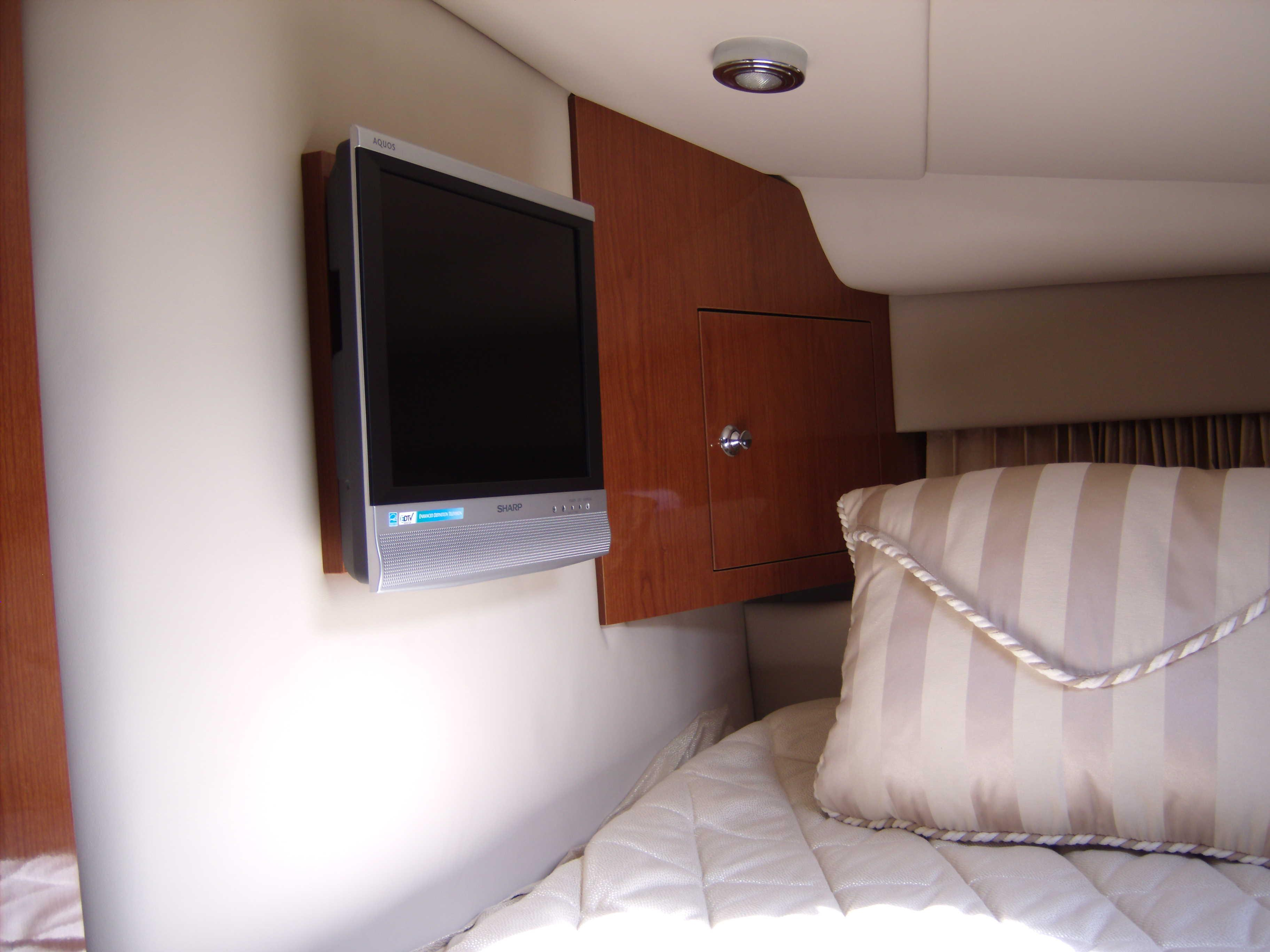 Starboard Side Seating