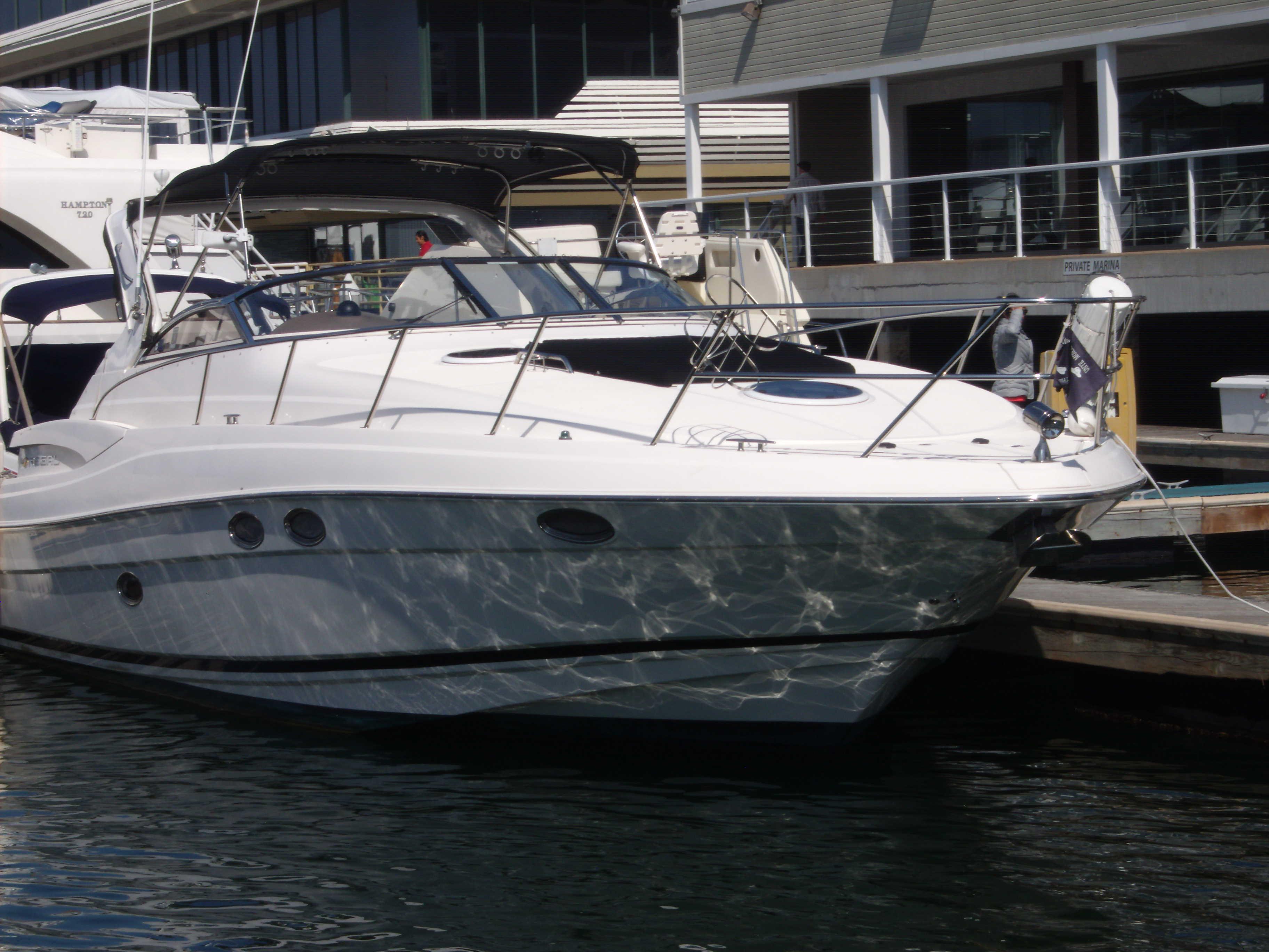 35 Regal Blackbeard 39 S Bluff 2006 Newport Beach Denison Yacht Sales