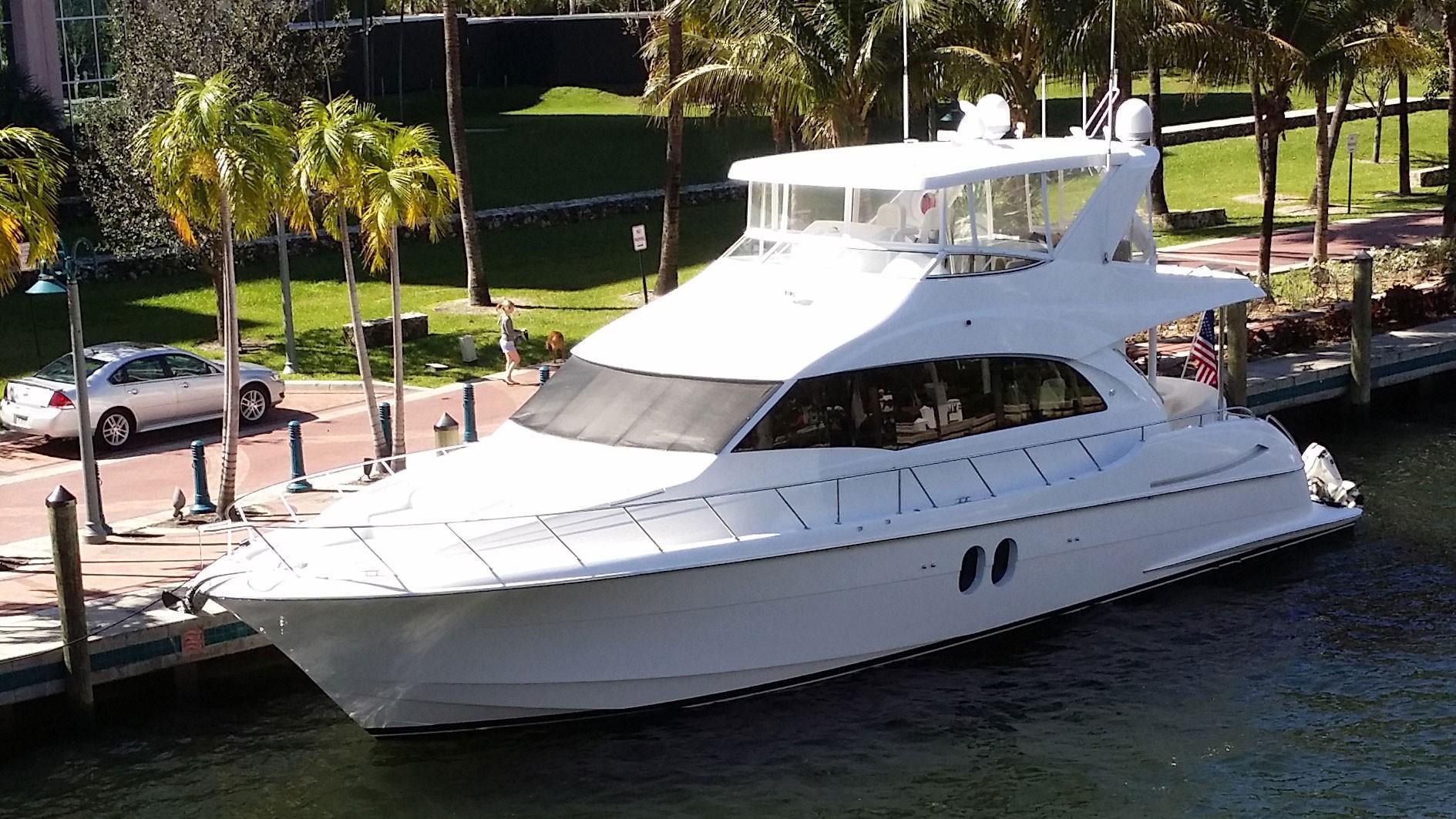 60' Hatteras Motor Yacht SEA GOALS