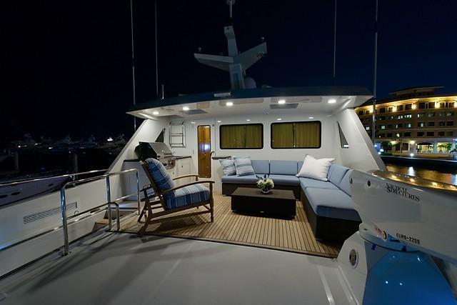 Sky Lounge Aft Deck