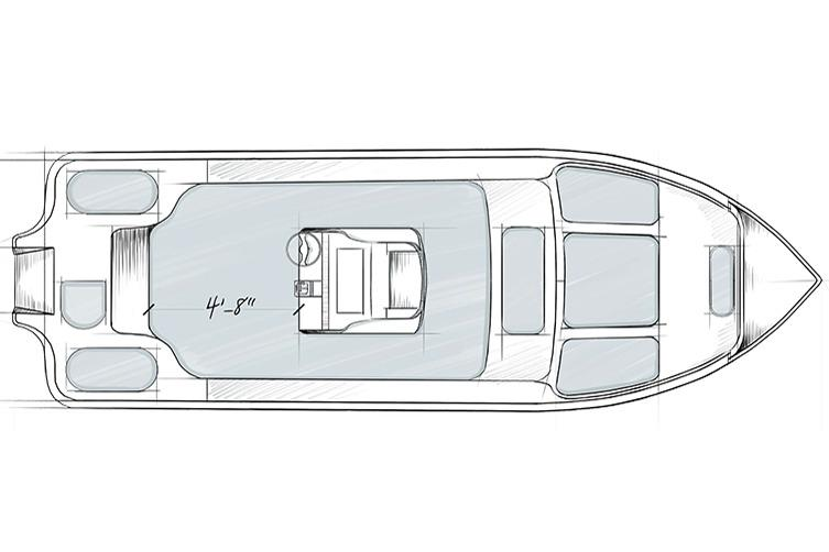 2018 Yellowfin 24 Bay CE