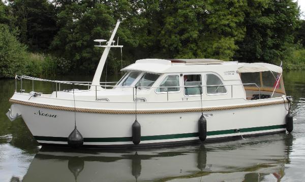 Linssen 29.9 Sedan