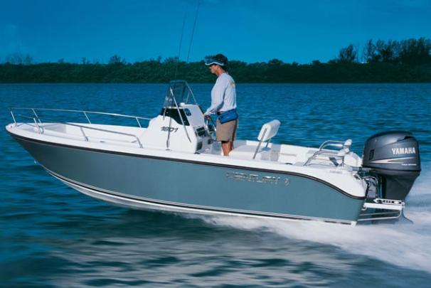 2010 Century 1801 Center Console For Sale