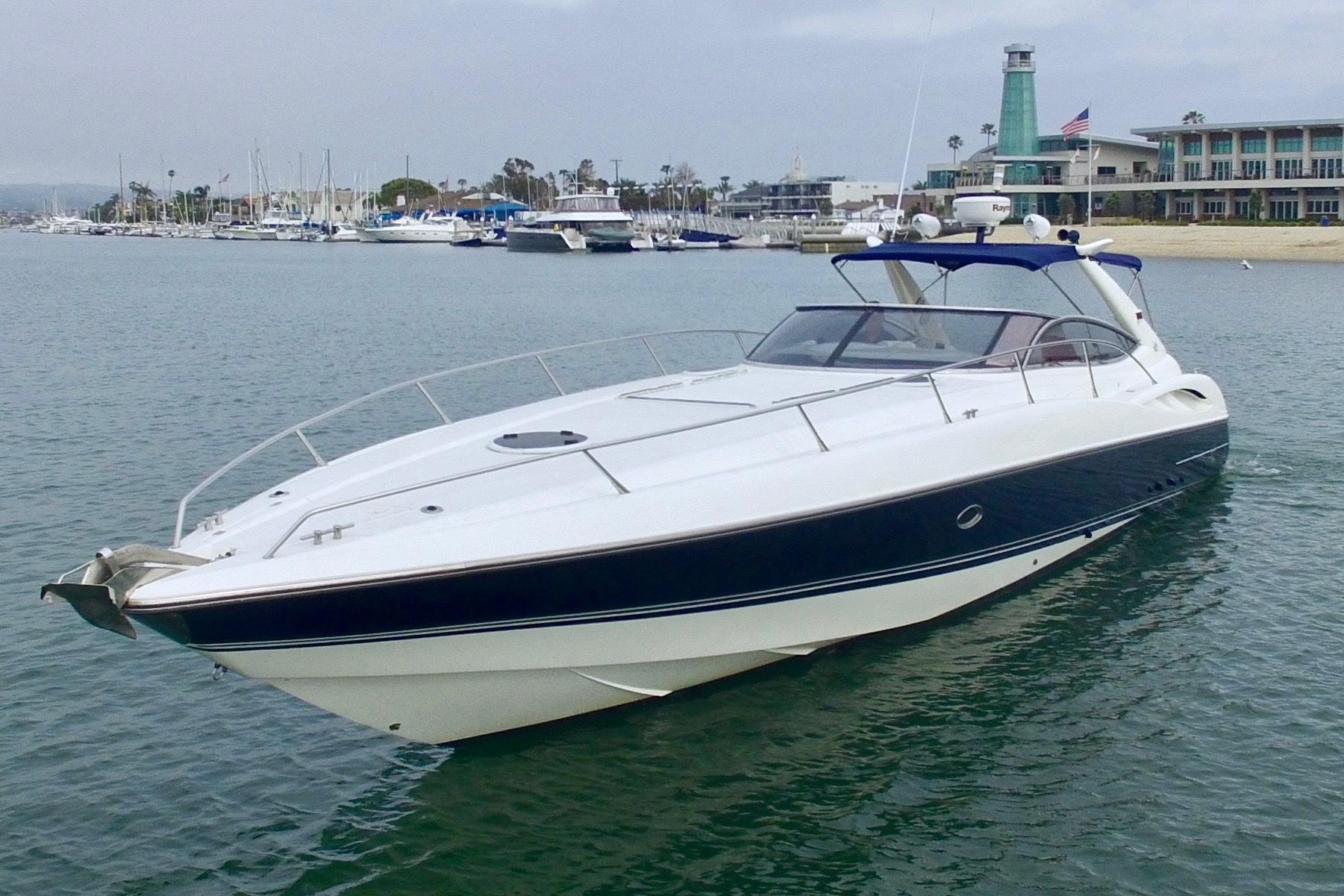 50 Sunseeker In Debt 2001 Newport Beach Denison Yacht Sales