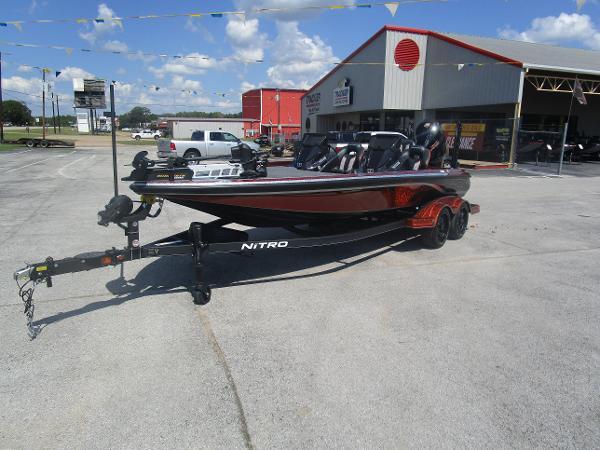 2019 Nitro boat for sale, model of the boat is Z21 Elite & Image # 3 of 59