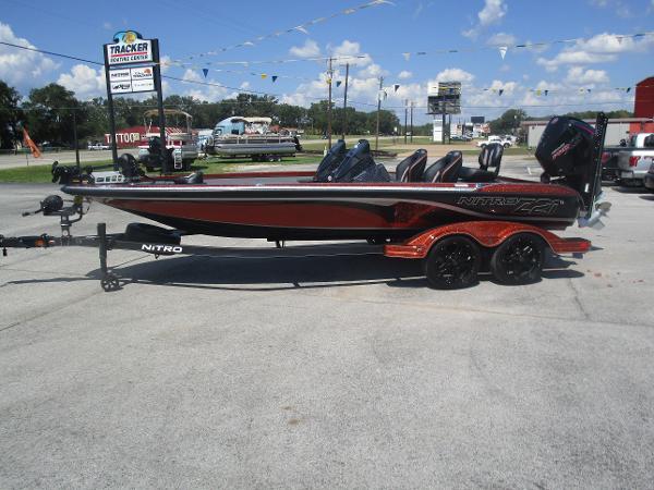 2019 Nitro boat for sale, model of the boat is Z21 Elite & Image # 1 of 59