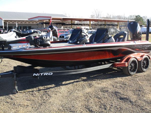 2019 Nitro boat for sale, model of the boat is Z21 Elite & Image # 9 of 59