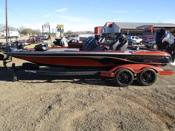 2019 Nitro boat for sale, model of the boat is Z21 Elite & Image # 10 of 59
