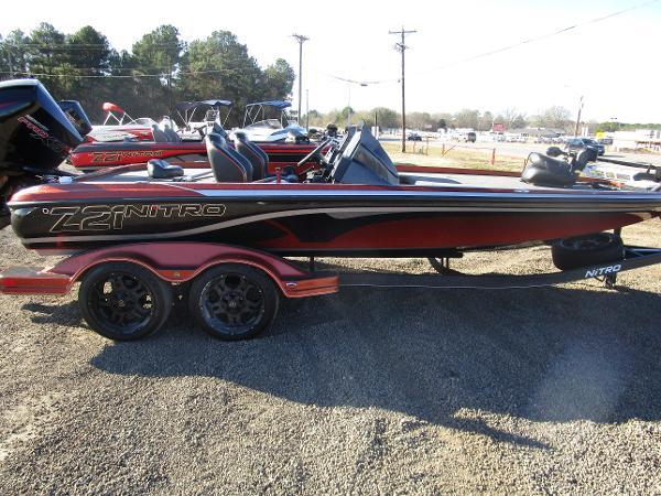 2019 Nitro boat for sale, model of the boat is Z21 Elite & Image # 21 of 59