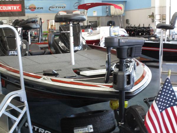 2019 Nitro boat for sale, model of the boat is Z21 Elite & Image # 4 of 59