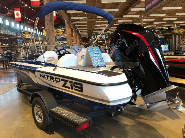 2020 Nitro boat for sale, model of the boat is Z19 Sport & Image # 2 of 62