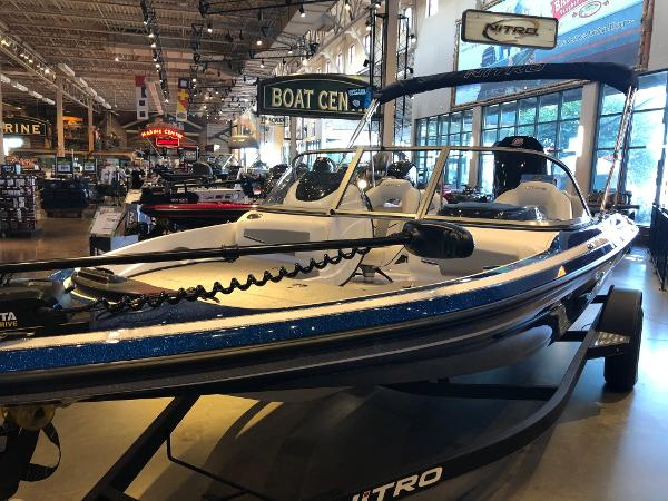 2020 Nitro boat for sale, model of the boat is Z19 Sport & Image # 1 of 62