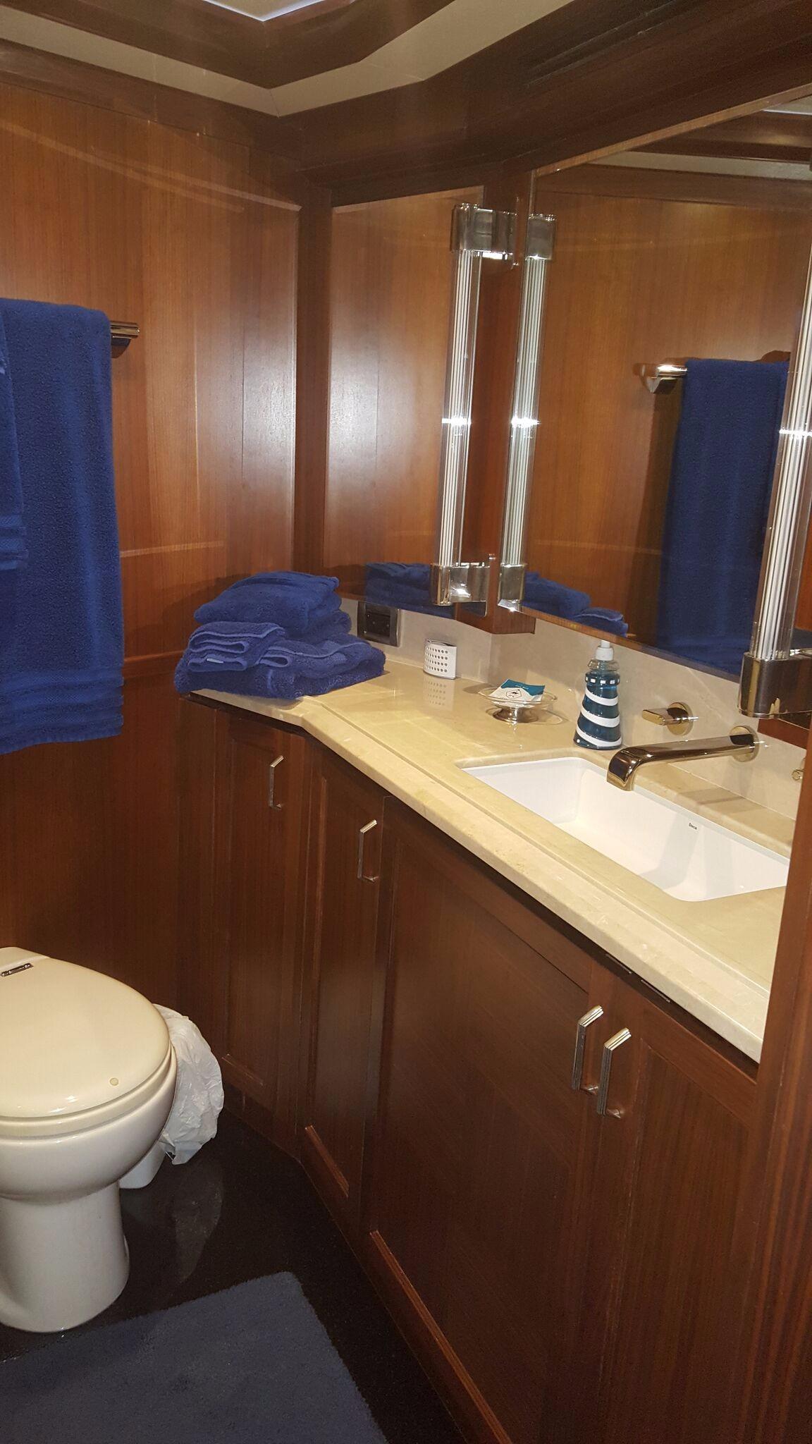 VIP Stateroom Bath