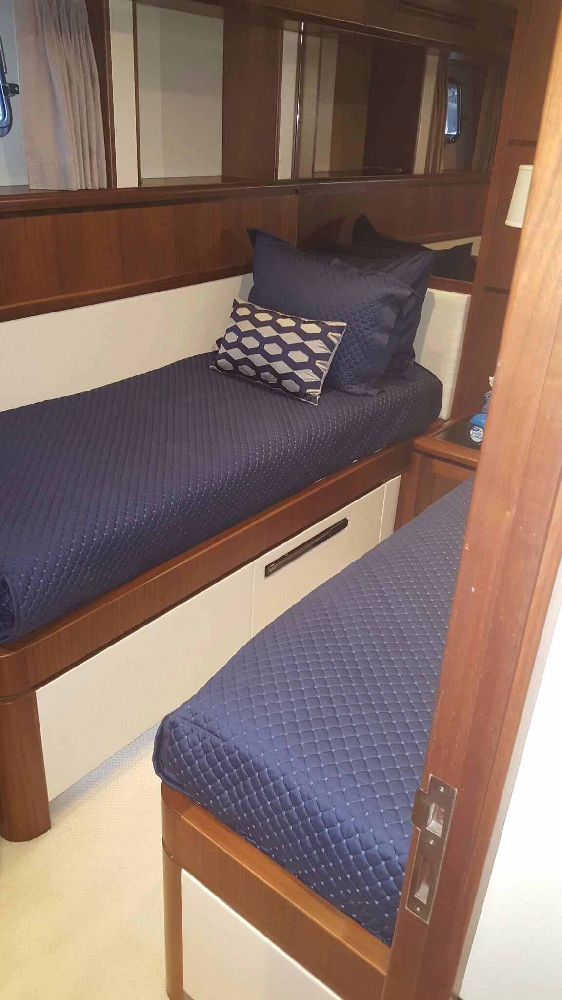 Starboard Twin Stateroom
