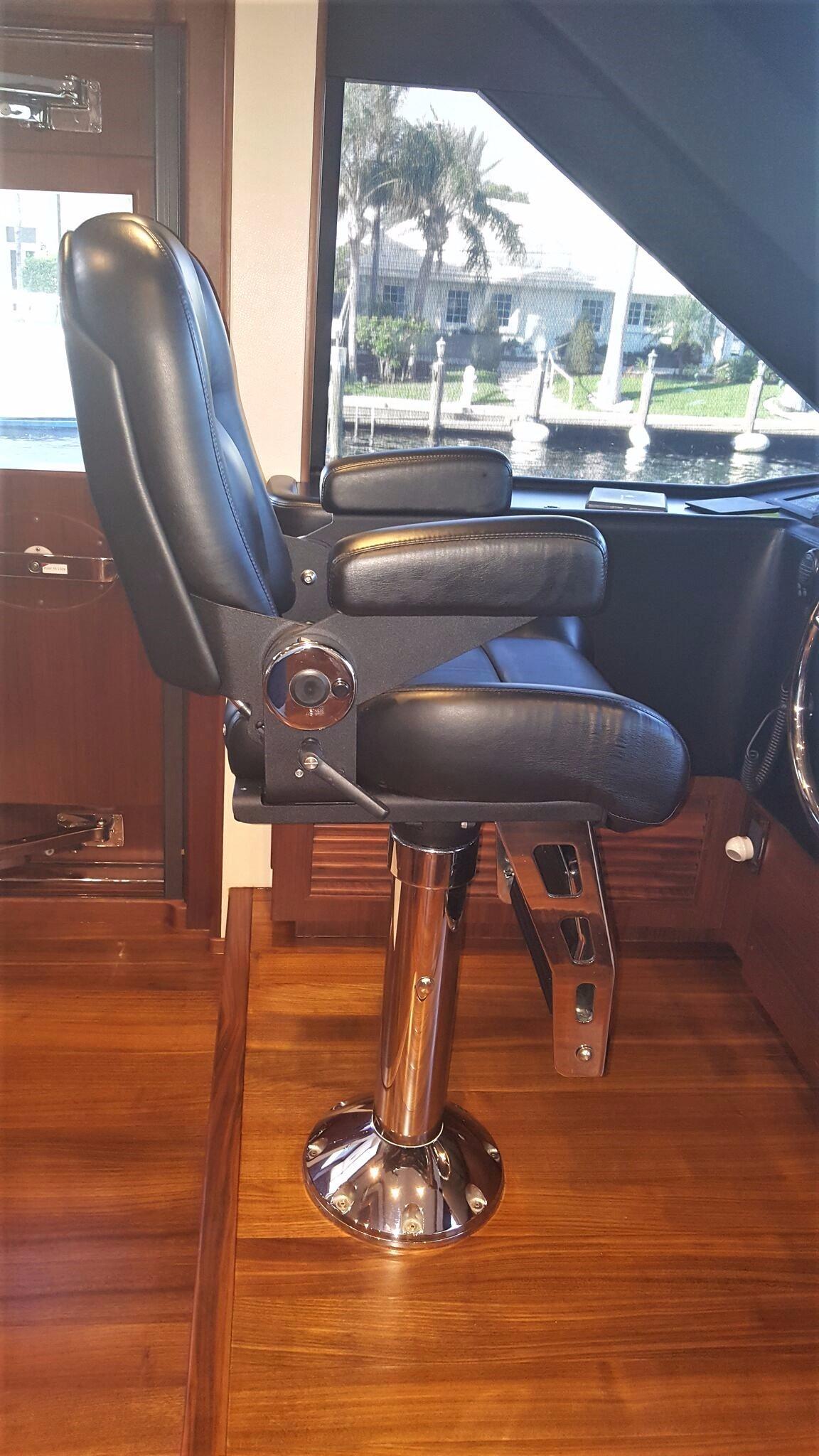 Pilothouse Stidd Chair