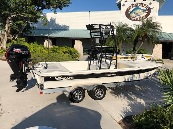 2018 MAKO PRO SKIFF 19 CC for sale