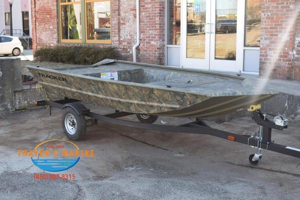 2020 Tracker Boats boat for sale, model of the boat is GRIZZLY® 1448 Jon & Image # 1 of 13