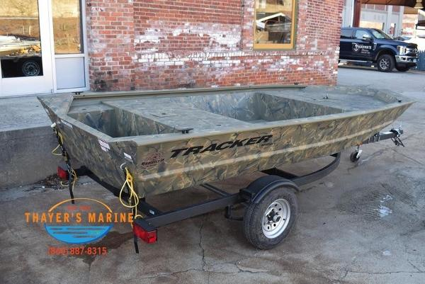 2020 Tracker Boats boat for sale, model of the boat is GRIZZLY® 1448 Jon & Image # 6 of 13