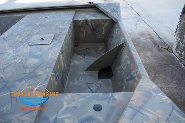 2020 Tracker Boats boat for sale, model of the boat is GRIZZLY® 1448 Jon & Image # 8 of 13