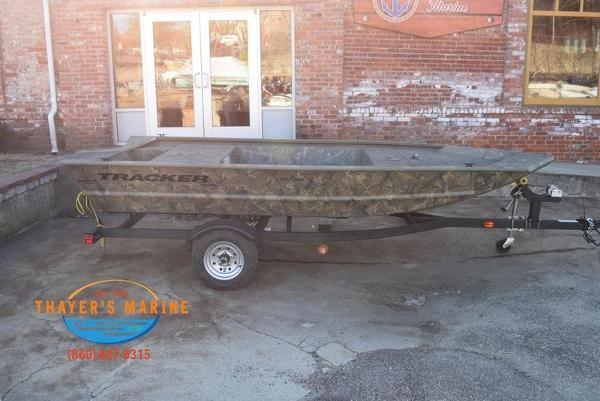 2020 Tracker Boats boat for sale, model of the boat is GRIZZLY® 1448 Jon & Image # 10 of 13