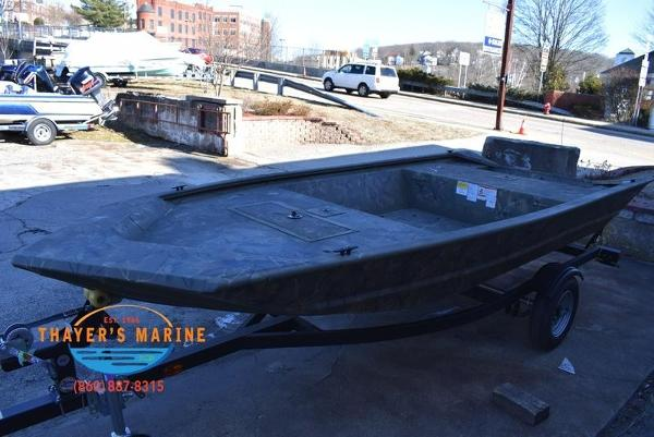 2020 Tracker Boats boat for sale, model of the boat is GRIZZLY® 1448 Jon & Image # 11 of 13