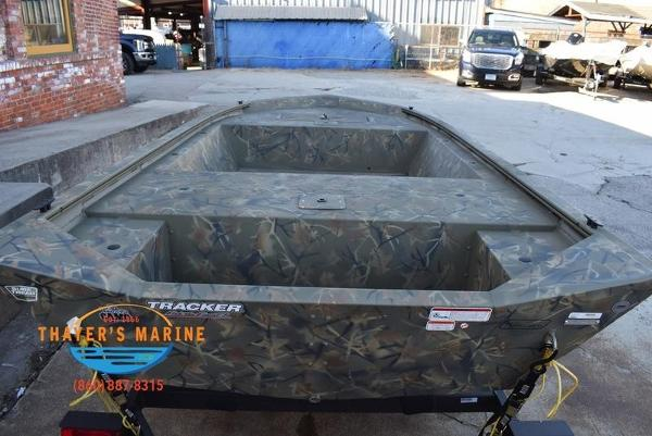 2020 Tracker Boats boat for sale, model of the boat is GRIZZLY® 1448 Jon & Image # 13 of 13