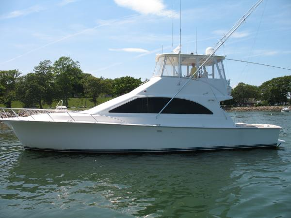 Ocean 48 Super Sport Convertible Boats. Listing Number: M-3677648