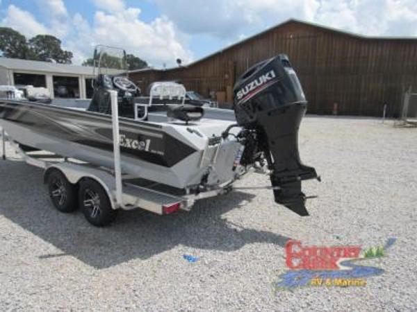 2019 Excel boat for sale, model of the boat is 230 Bay & Image # 3 of 15