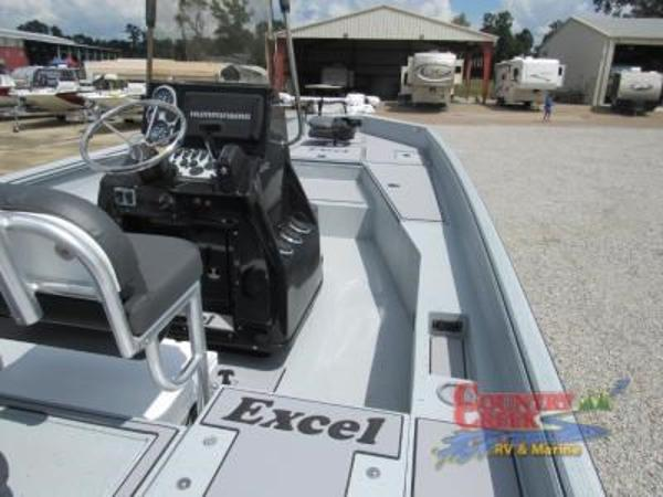 2019 Excel boat for sale, model of the boat is 230 Bay & Image # 6 of 15