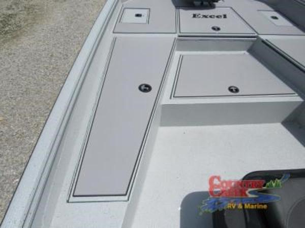 2019 Excel boat for sale, model of the boat is 230 Bay & Image # 13 of 15