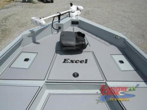 2019 Excel boat for sale, model of the boat is 230 Bay & Image # 14 of 15