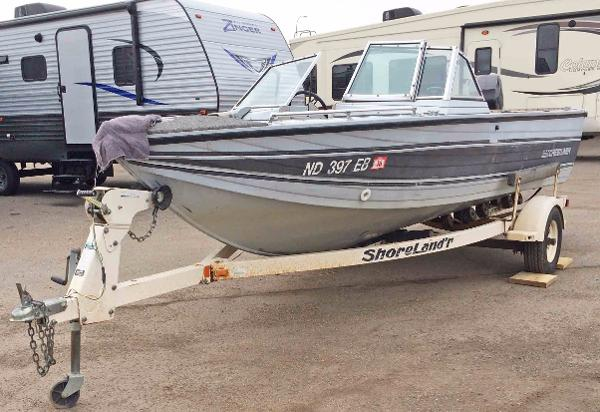 1988 Crestliner boat for sale, model of the boat is Undefined & Image # 3 of 11