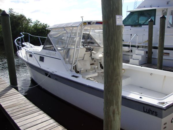 Luhrs Alura 30 Classic Sports Fishing Boats. Listing Number: M-3767658