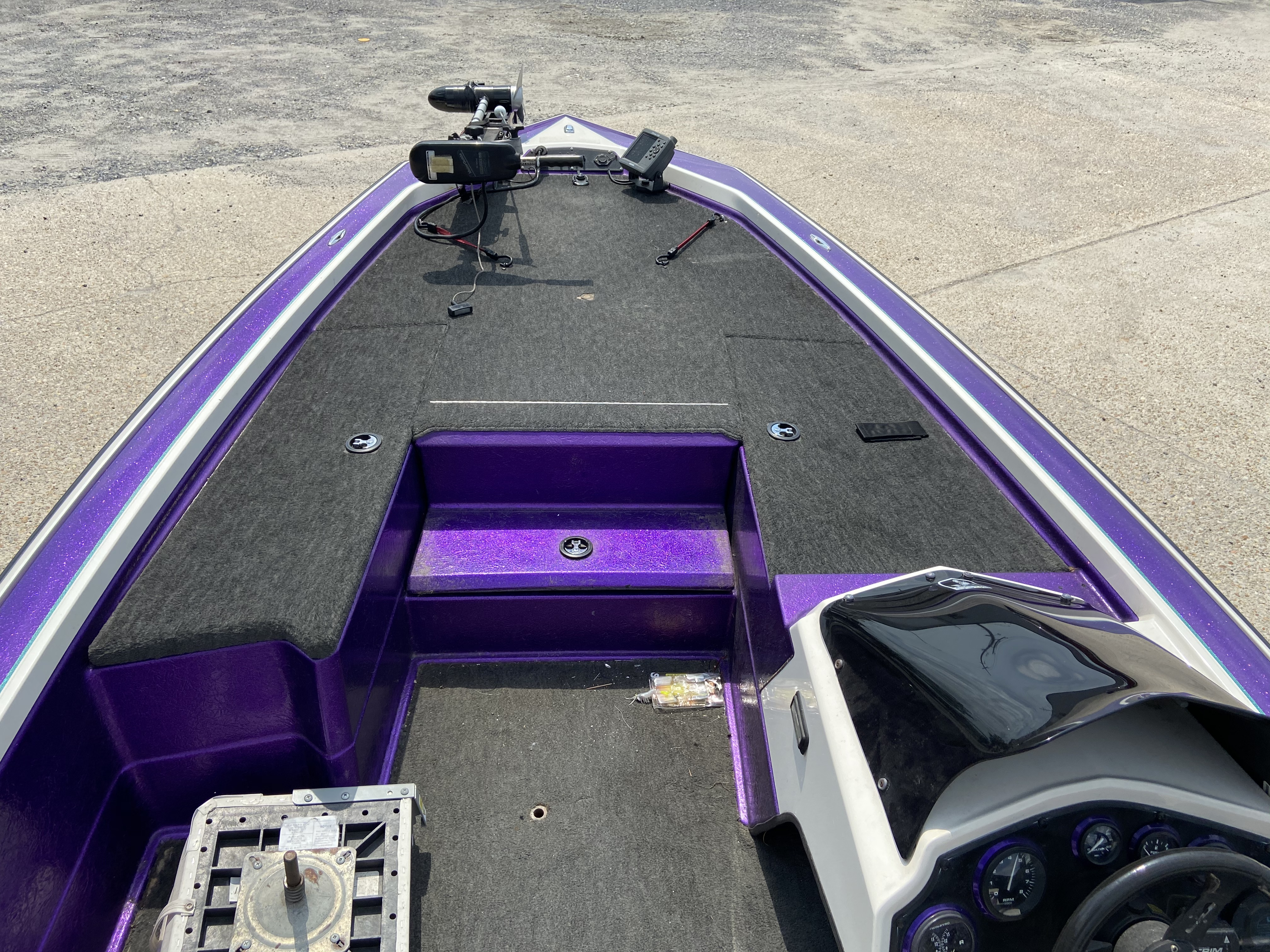 1998 Bullet boat for sale, model of the boat is 20 & Image # 3 of 14