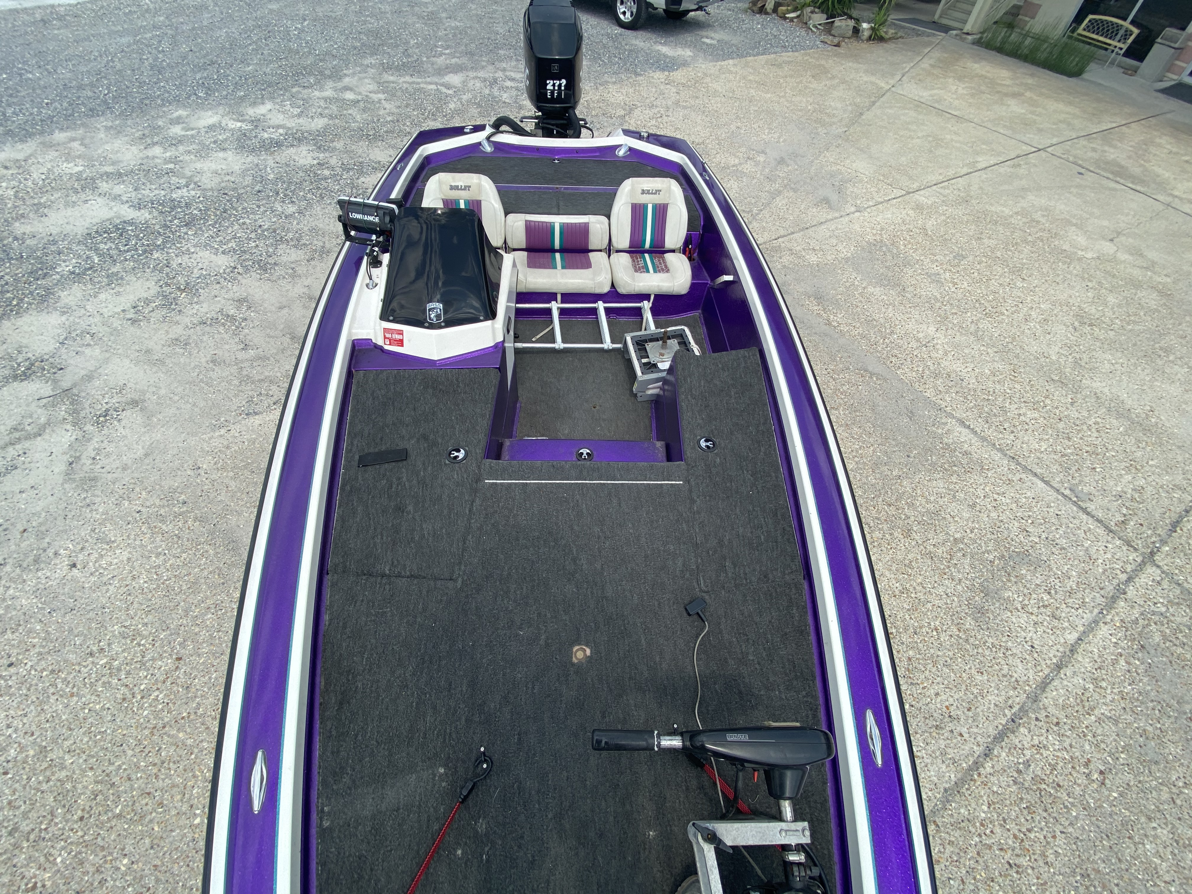 1998 Bullet boat for sale, model of the boat is 20 & Image # 6 of 14