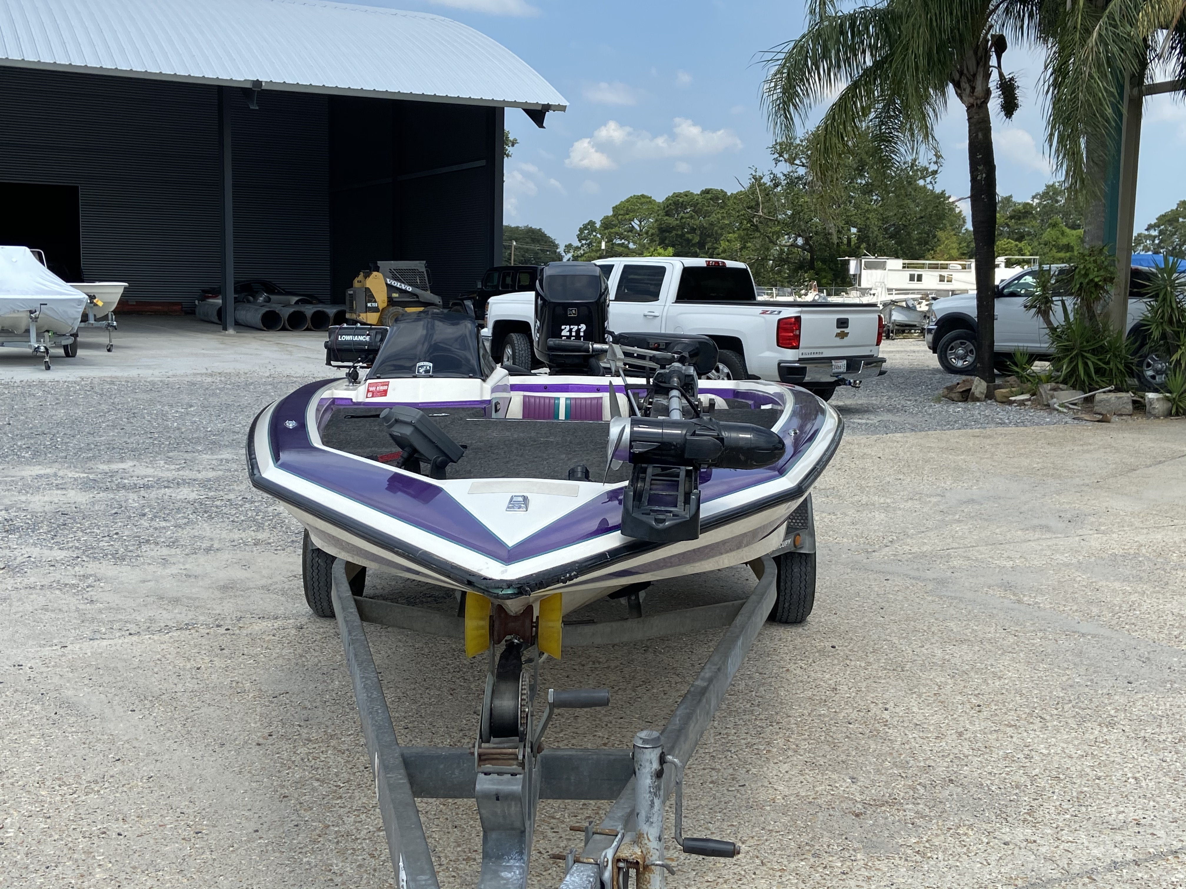 1998 Bullet boat for sale, model of the boat is 20 & Image # 12 of 14