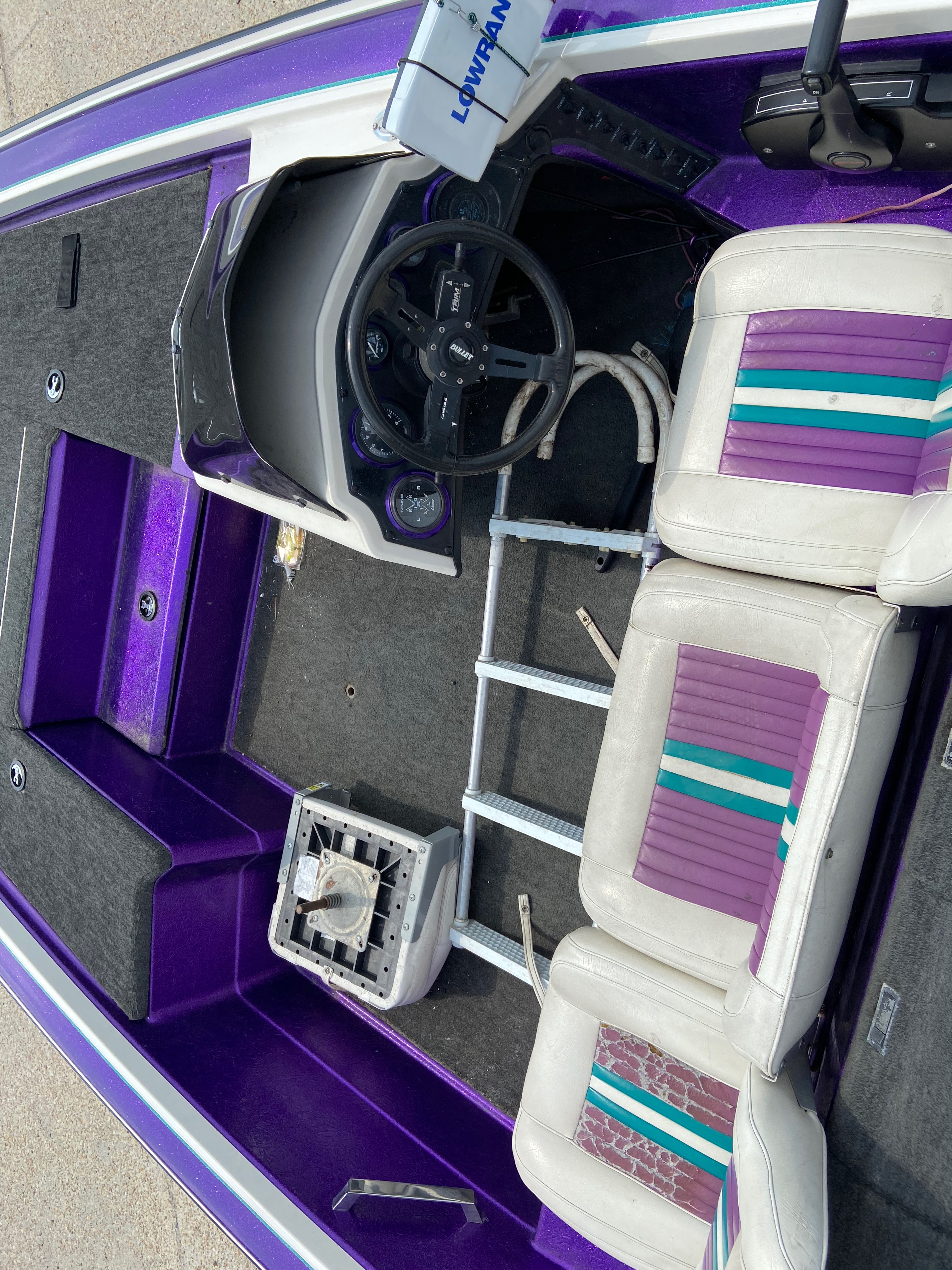 1998 Bullet boat for sale, model of the boat is 20 & Image # 13 of 14