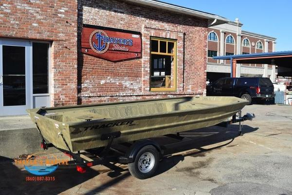2020 Tracker Boats boat for sale, model of the boat is GRIZZLY® 1860 Jon & Image # 4 of 19