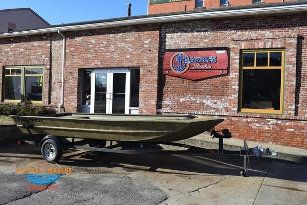 2020 Tracker Boats boat for sale, model of the boat is GRIZZLY® 1860 Jon & Image # 1 of 19